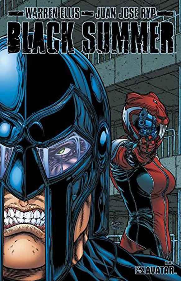 Черное Лето №4 (Black Summer #4), читать онлайн комиксы