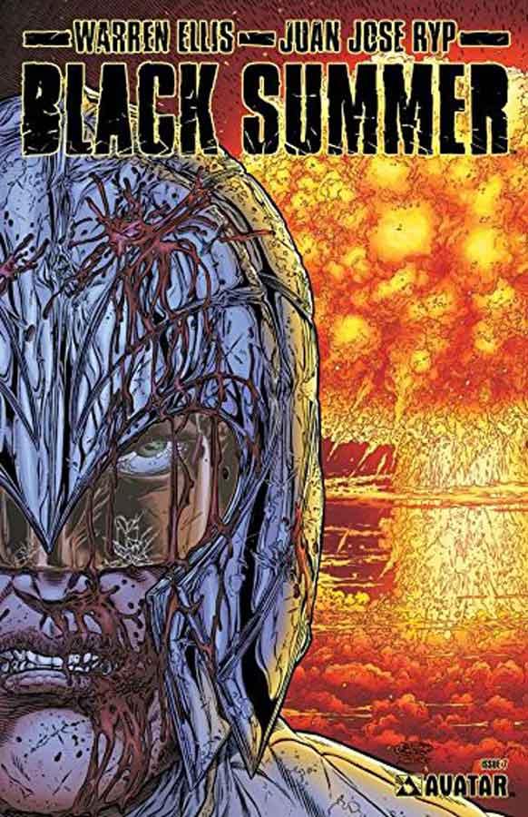 Черное Лето №7 (Black Summer #7), читать онлайн комиксы