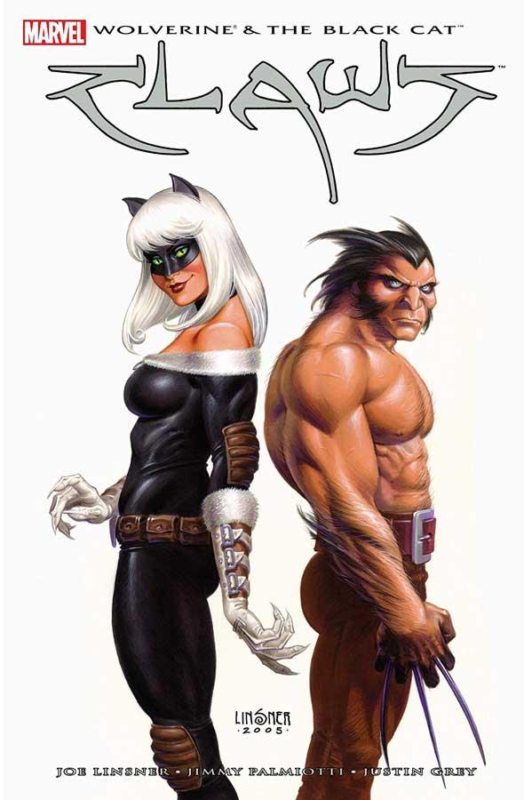комиксы россомаха и черная кошка, Росомаха и Черная Кошка: Когти #1, читать комиксы онлайн