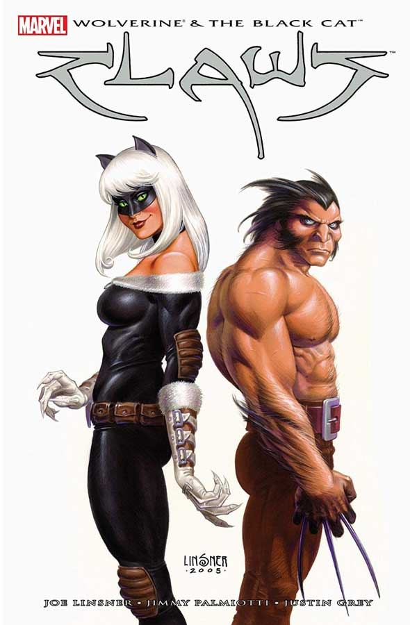 Wolverine & Black Cat: Claws #1,комиксы россомаха и черная кошка, Росомаха и Черная Кошка: Когти #1, читать комиксы онлайн