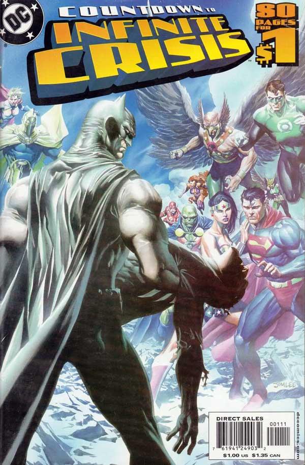 Countdown to Infinite Crisis, читать онлайн, комиксы бесплатно читать, комиксы на русском