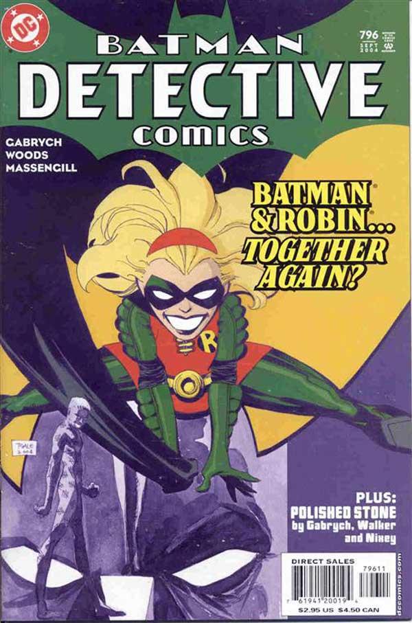 Detective Comics Vol 1 796, комикс, читать онлайн, комиксы бесплатно читать