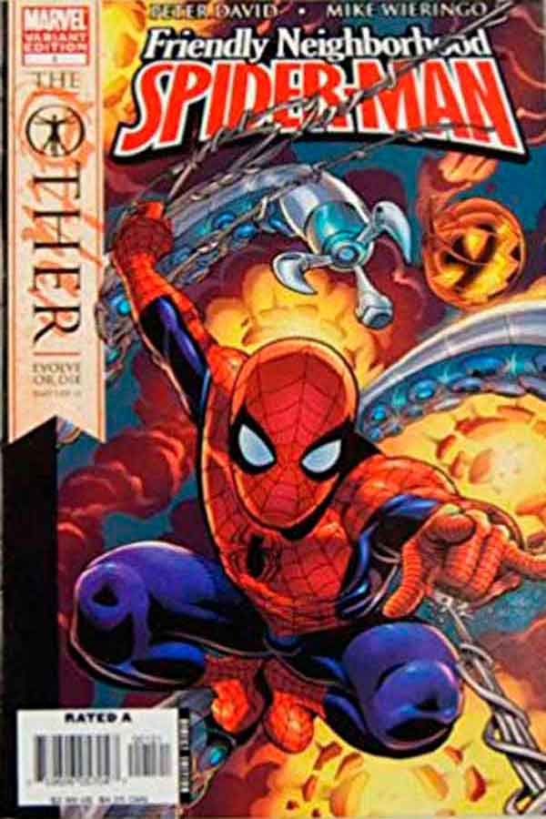 Friendly Neighborhood Spider-Man #1 читать скачать комиксы онлайн