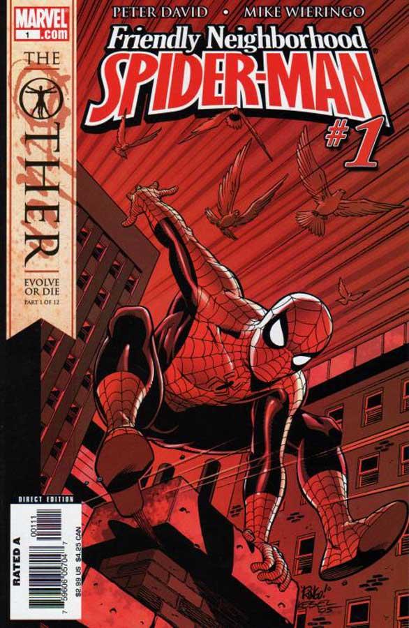 Добрый соседушка Человек-Паук #1, читать комиксы онлайн, комиксы марвел, Friendly Neighborhood Spider-Man #1