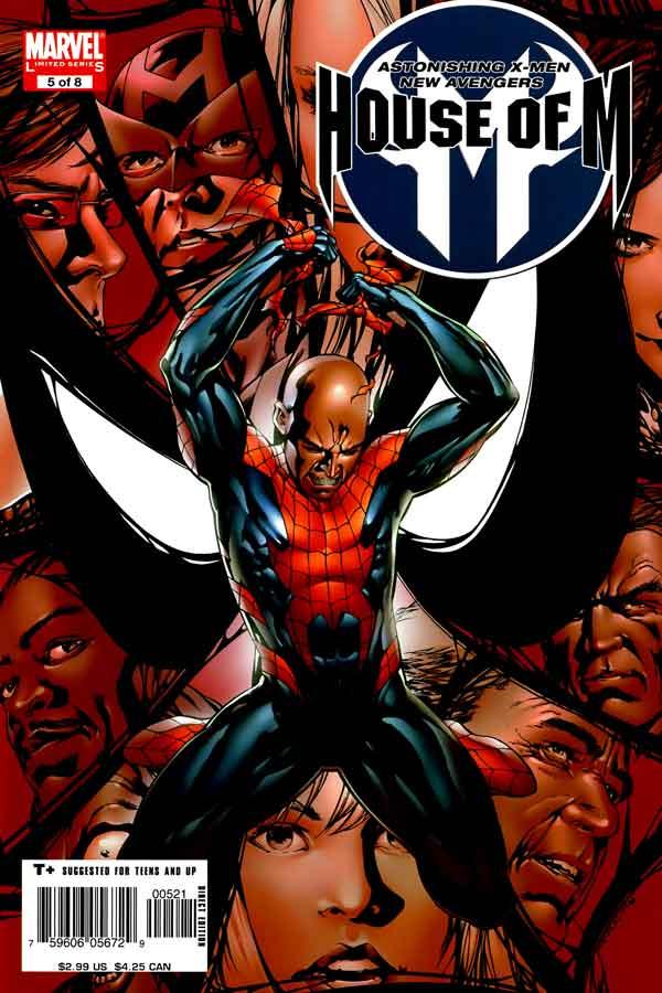 House of M #5 Династия М #5 читать скачать комиксы онлайн