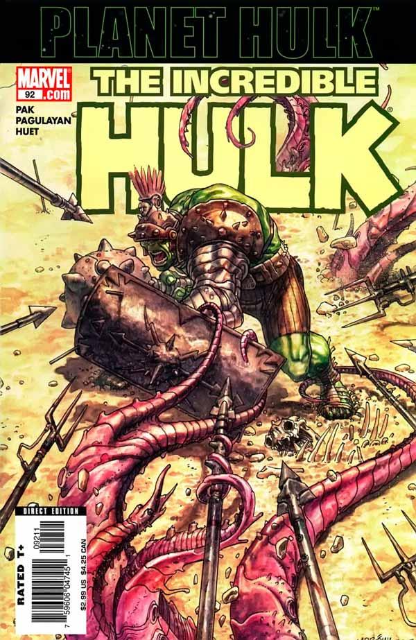 Incredible Hulk Vol 2 #92, Невероятный Халк Том 2 #92 читать скачать комиксы онлайн