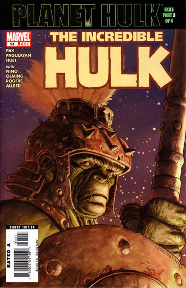 Incredible Hulk Vol 2 #94, Невероятный Халк Том 2 #94 читать скачать комиксы онлайн