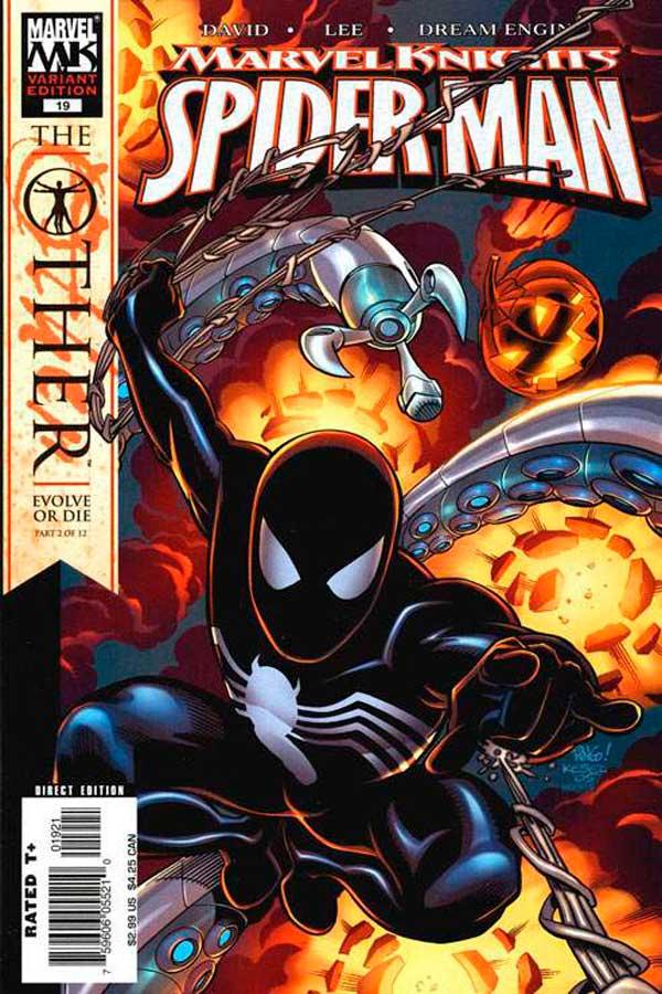 Marvel Knights: Spider-Man Vol 1 19 читать скачать комиксы онлайн