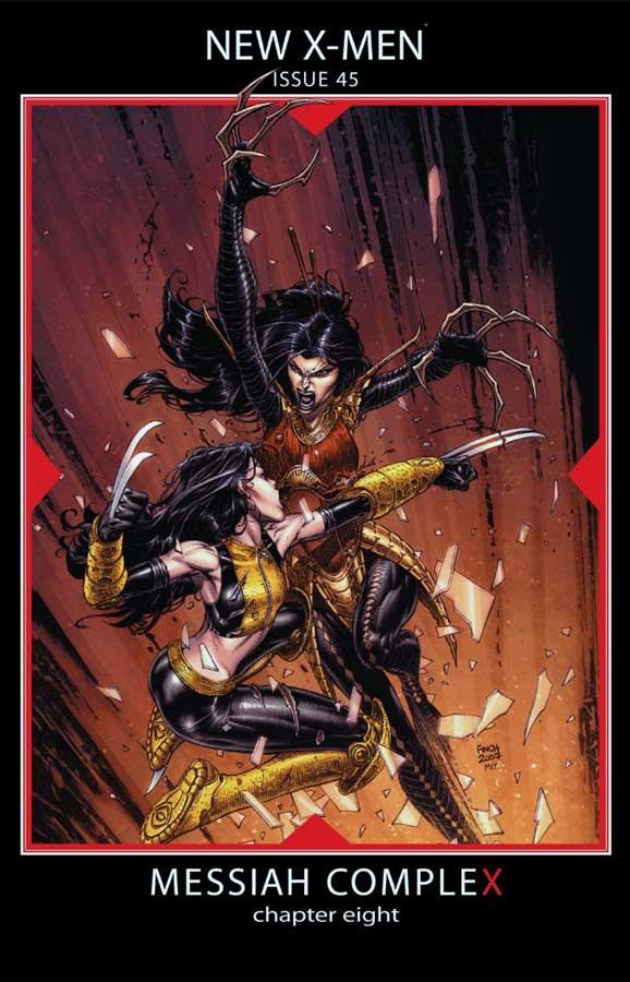 Новые Люди-Икс №45 (New X-Men #45), читать комиксы онлайн, марвел комиксы, люди-х