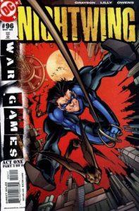 Nightwing #96 - War Games: Act 1, читать комикс онлайн