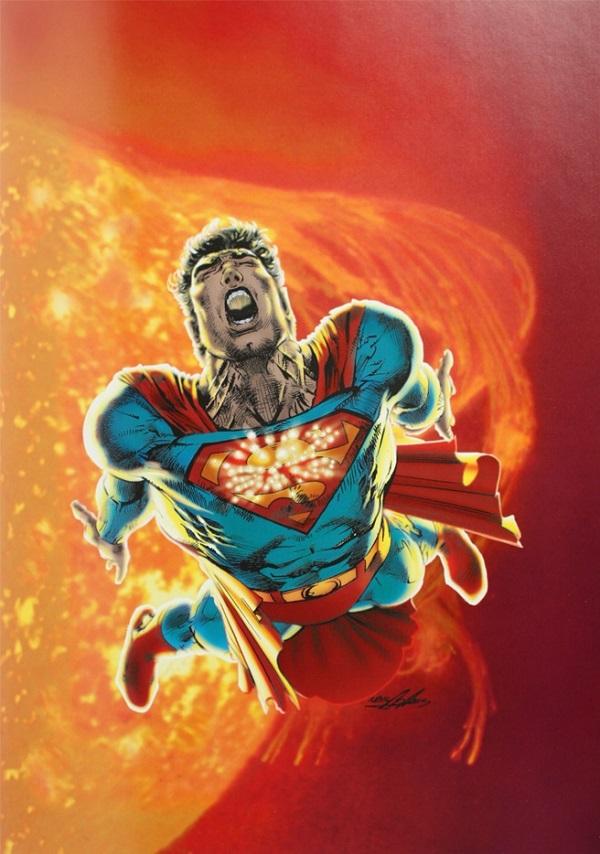 All-Star Superman Vol 1 1 читать скачать комиксы
