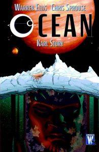 Ocean Warren Ellis, читать комикс онлайн на русском
