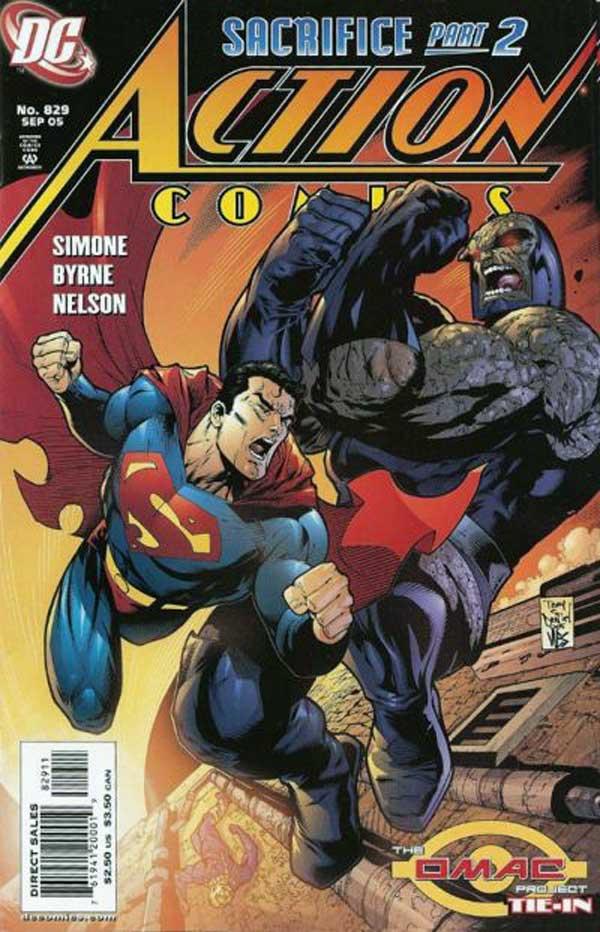 Action Comics Vol 1 829, комикс, читать онлайн, комиксы бесплатно читать