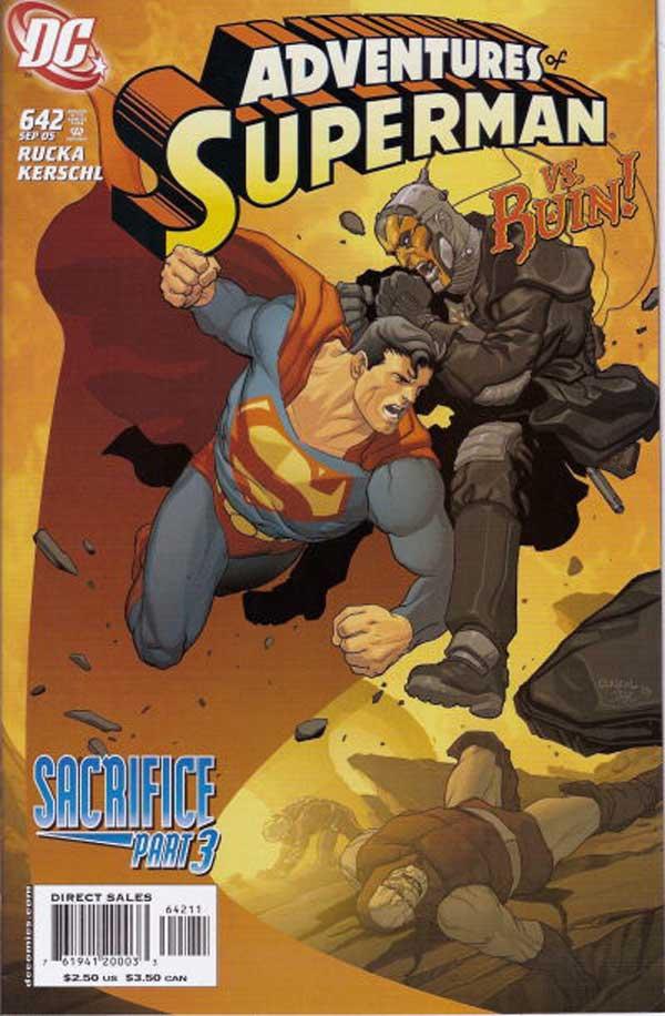 Adventures of Superman Vol 1 642, читать онлайн, комиксы бесплатно читать, комиксы на русском