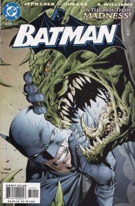 Бетмен №610 (Batman #610), читать комикс онлайн