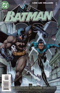 Бетмен №615 (Batman #615), читать комикс онлайн