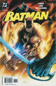 Бетмен №616 (Batman #616), читать комикс онлайн