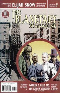PLANETARY #13, читать комикс онлайн на русском, комиксы бесплатно читать, комиксы дс