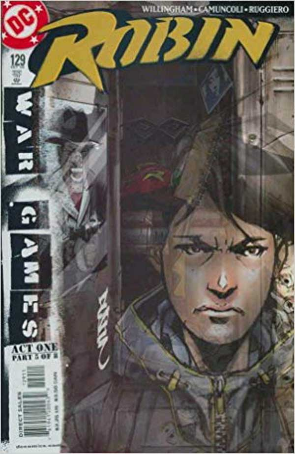 ROBIN #129 ACT ONE PART 5 OF 8 DC COMICS. читать онлайн, комиксы бесплатно читать, комиксы на русском онлайн бесплатно
