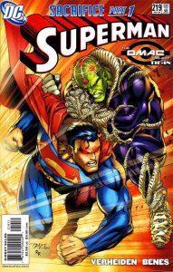 Superman Vol 2 219, читать онлайн, комиксы бесплатно читать, комиксы на русском онлайн бесплатно