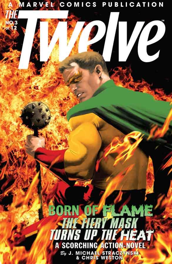 the twelve #3, двенадцать #3, комикс капитан америка, читать онлайн