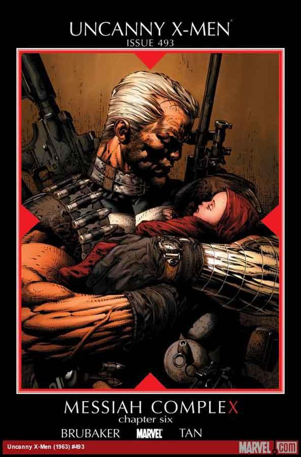 uncanny x man #493, Невероятные Люди Икс #493, читать комиксы марвел онлайн