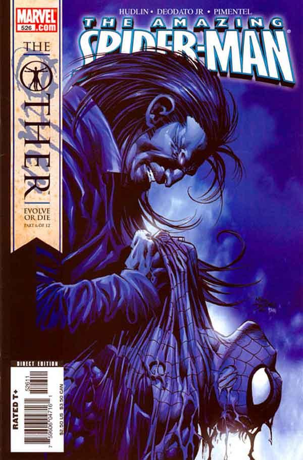 Amazing Spider-Man #526, Удивительный Человек Паук читать комиксы, Кроссовер Другой