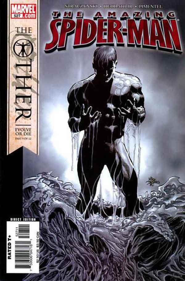 Amazing Spider-Man #527, Удивительный Человек Паук читать комиксы, Кроссовер Другой