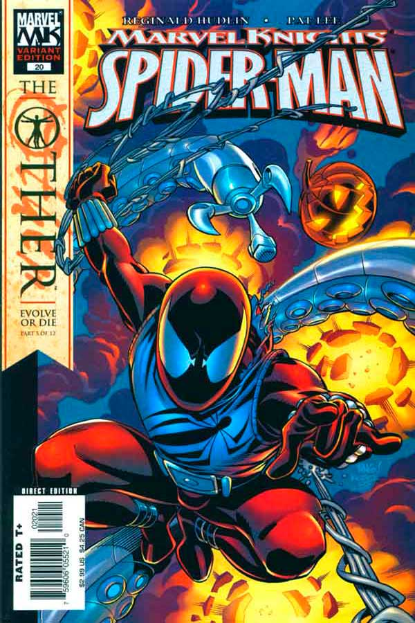 Marvel Knights: Spider-Man Vol 1 20 читать скачать комиксы онлайн