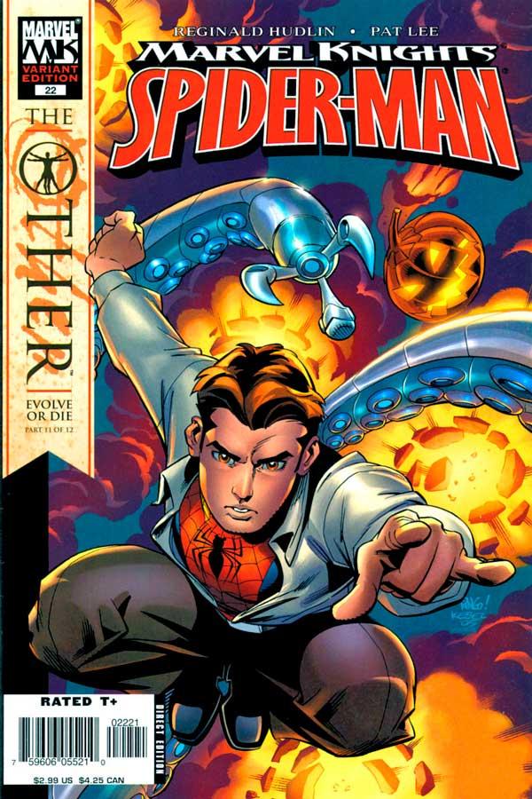 Marvel Knights: Spider-Man Vol 1 22 скачать читать онлайн