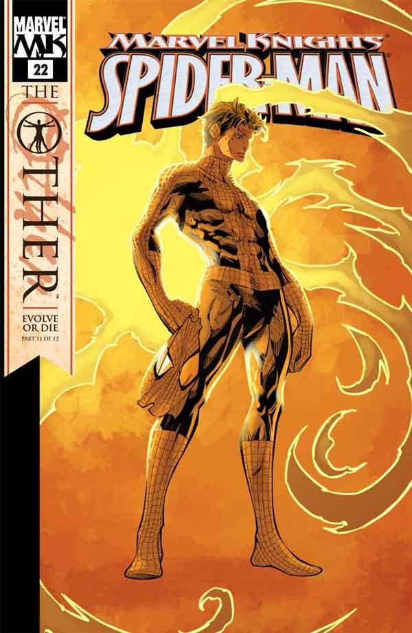Marvel Knights Spider-Man #22, Человек Паук Другой, читать комиксы человек Паук
