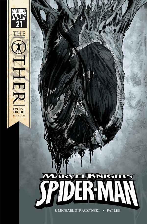 Marvel Knights Spider-Man #21, Человек Паук Другой, читать комиксы человек Паук