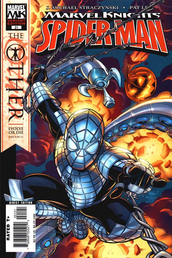 Marvel Knights: Spider-Man Vol 1 21 читать скачать онлайн