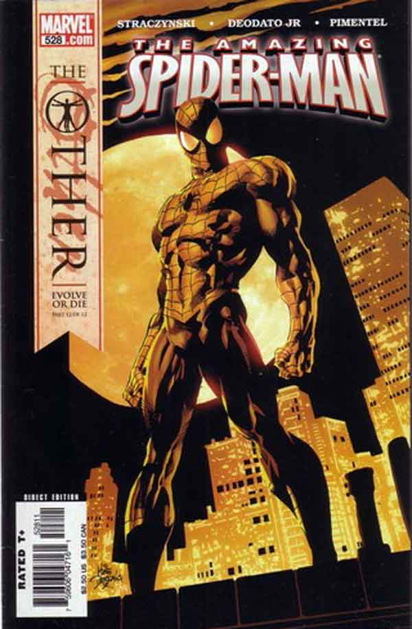 Amazing Spider-Man #528, Удивительный Человек Паук читать комиксы, Кроссовер Другой