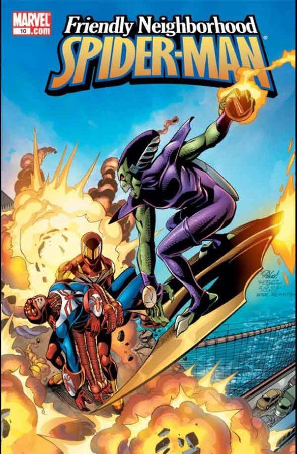 Friendly Neighborhood Spider-Man Vol 1 10, Дружелюбный Человек Паук Том 1 #10, читать комиксы на русском