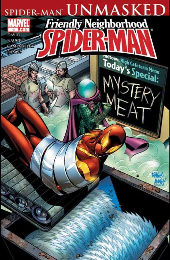Friendly Neighborhood Spider-Man Vol 1 11, Дружелюбный Человек Паук Том 1 #11, читать комиксы на русском