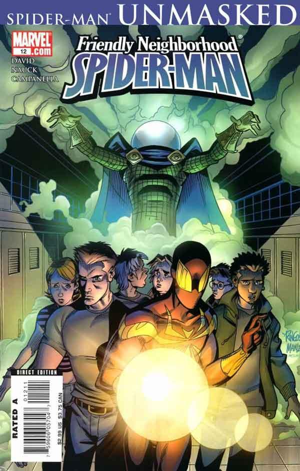 Friendly Neighborhood Spider-Man Vol 1 12, Дружелюбный Человек Паук Том 1 #12, читать комиксы на русском