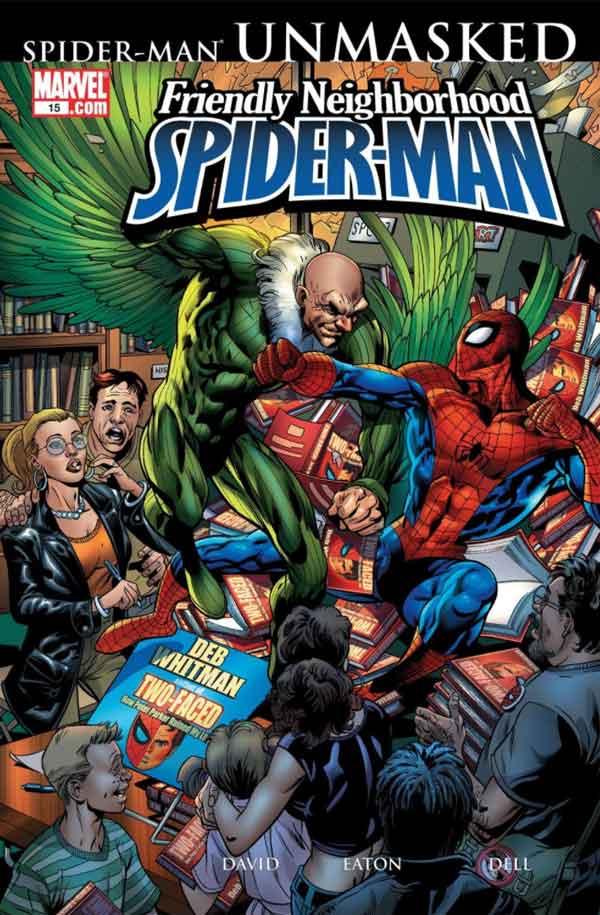 Friendly Neighborhood Spider-Man Vol 1 15, Дружелюбный Человек Паук Том 1 #15, читать комиксы на русском