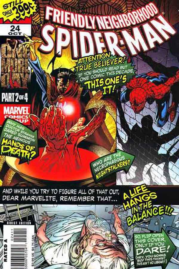Friendly Neighborhood Spider-Man Vol 1 24, Дружелюбный Человек Паук Том 1 #24, читать комиксы на русском