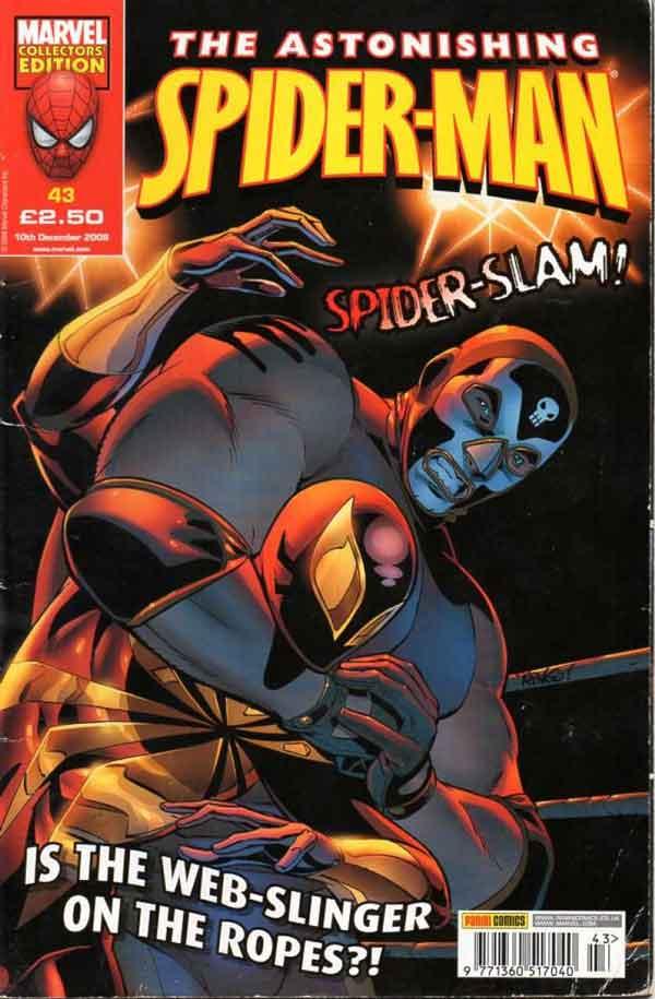 Friendly Neighborhood Spider-Man Vol 1 6, Дружелюбный Человек Паук Том 1 #6, читать комиксы на русском