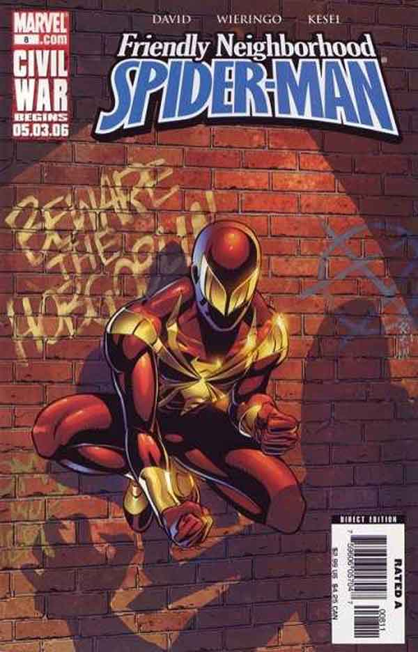 Friendly Neighborhood Spider-Man Vol 1 8, Дружелюбный Человек Паук Том 1 #8, читать комиксы на русском
