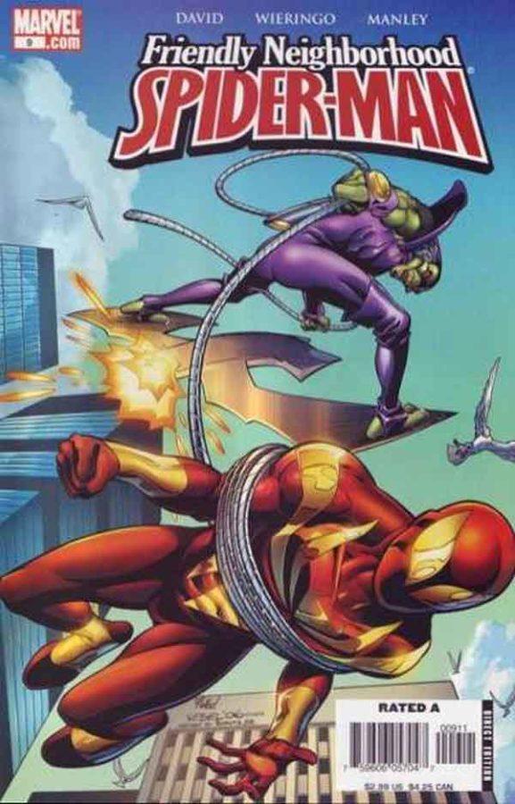 Friendly Neighborhood Spider-Man Vol 1 9, Дружелюбный Человек Паук Том 1 #9, читать комиксы на русском