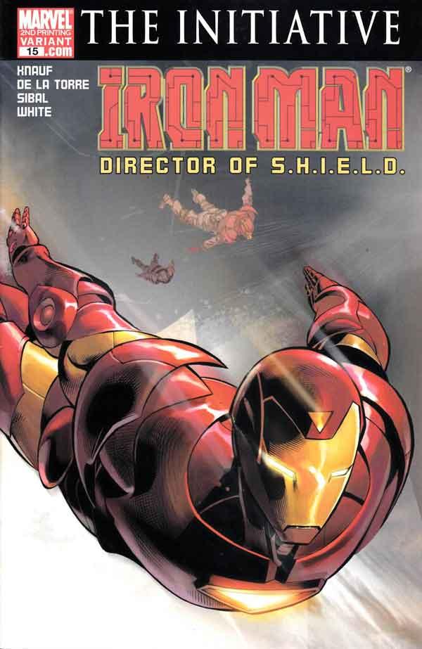 Железный Человек Том 4 #15, Iron Man #15 Vol 4, читать комиксы про Железного Человека