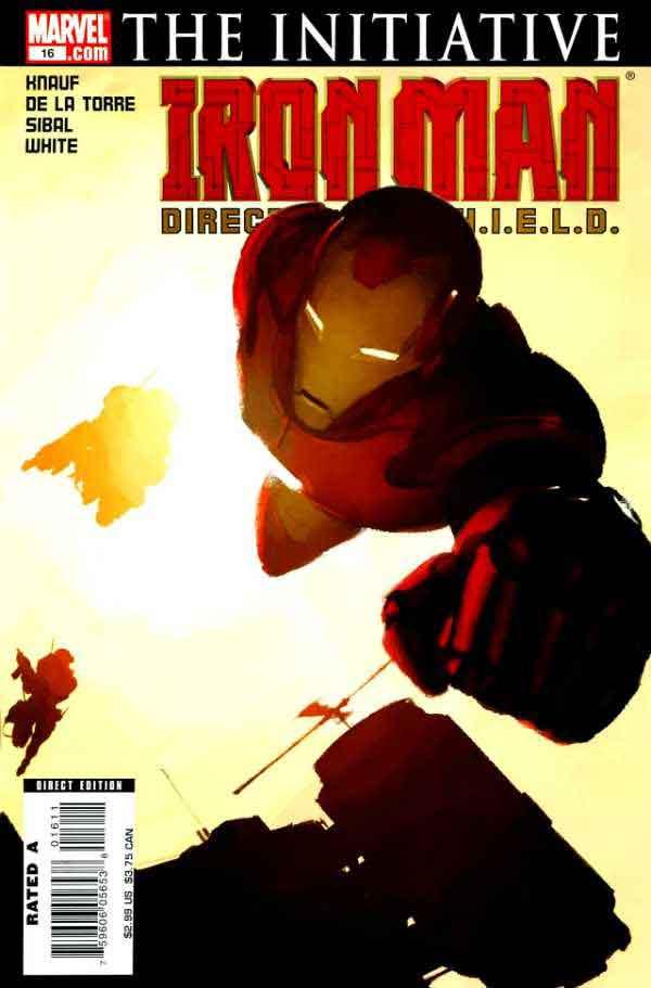 Железный Человек Том 4 #16, Iron Man #16 Vol 4, читать комиксы про Железного Человека
