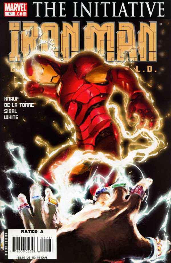 Железный Человек Том 4 #17, Iron Man #17 Vol 4, читать комиксы про Железного Человека