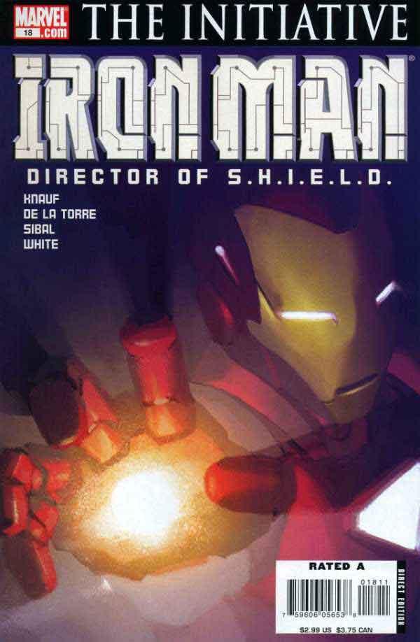 Железный Человек Том 4 #18, Iron Man #18 Vol 4, читать комиксы про Железного Человека