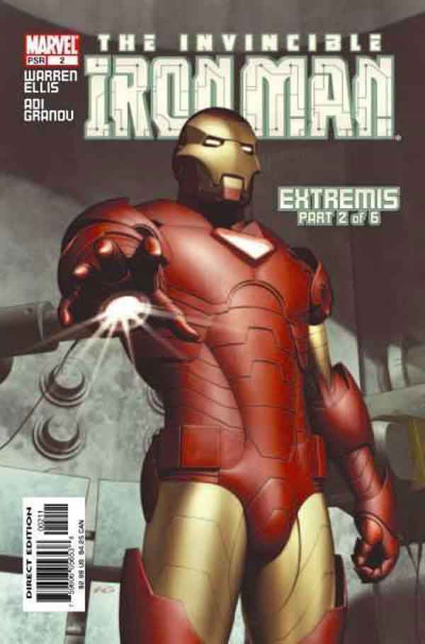 Железный Человек Том 4 #2, Iron Man #2 Vol 4, читать комиксы про Железного Человека