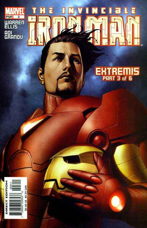 Железный Человек Том 4 #3, Iron Man #2 Vol 3, читать комиксы про Железного Человека