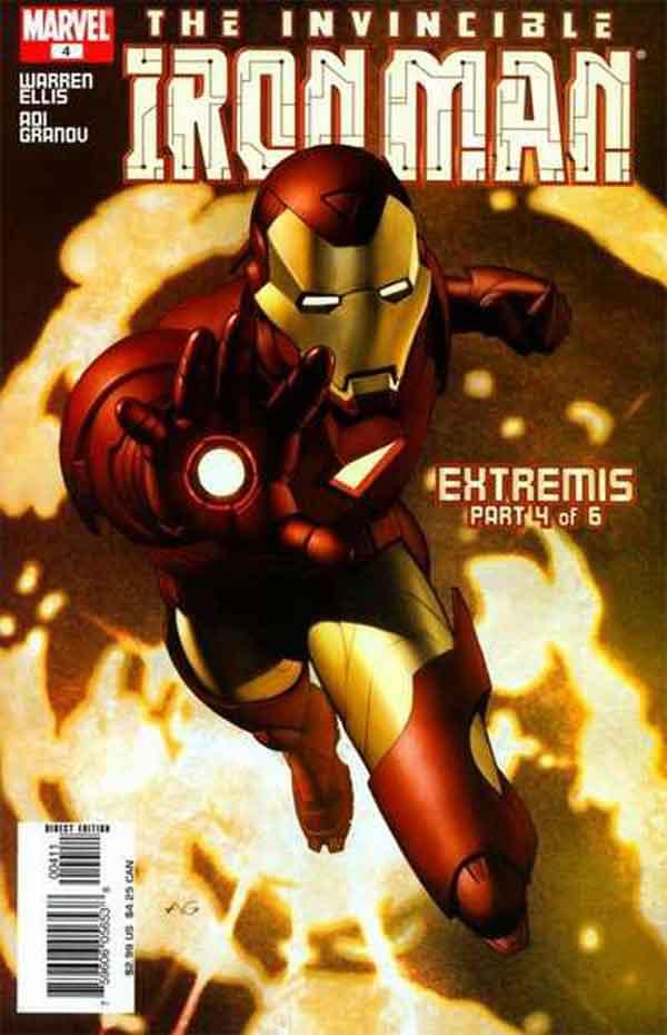 Железный Человек Том 4 #4, Iron Man #2 Vol 4, читать комиксы про Железного Человека