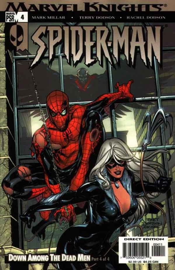 Marvel Knights Spider-Man #03, Рыцари Марвел Человек Паук 04, читать комиксы Человек Паук